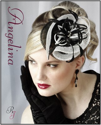 Fascinator Angelina